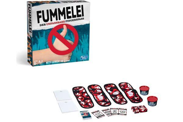 Partyspiel Fummelei - Foto von Hasbro