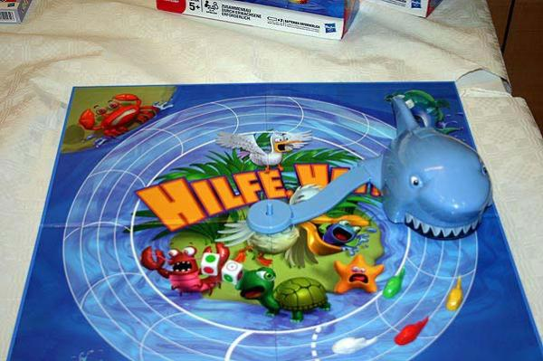 Hilfe Hai von Reich der Spiele