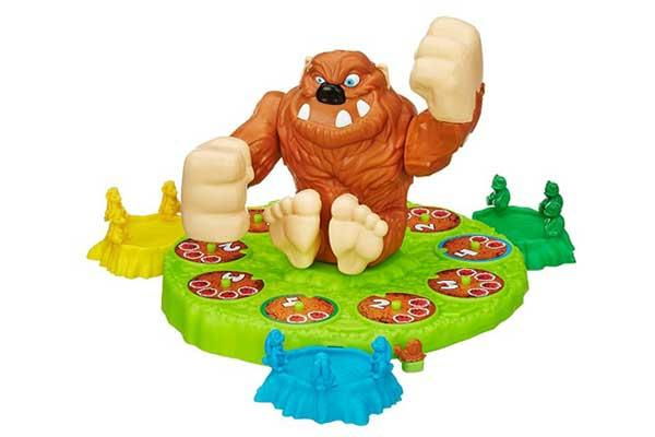 Kinderspiel Matsch Max - Foto von Hasbro