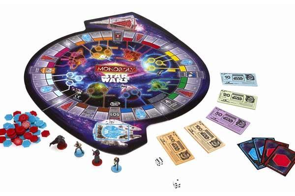 Monopoly Star Wars - Foto von Hasbro