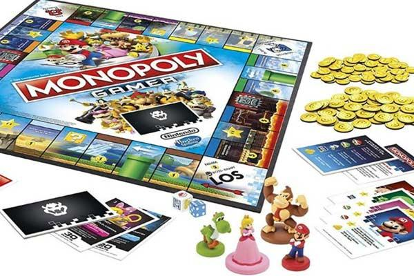 Monopoly Gamer - Foto von Hasbro