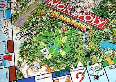 Monopoly Trauminsel von Reich der Spiele