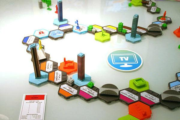 Monopoly U-Build von Reich der Spiele