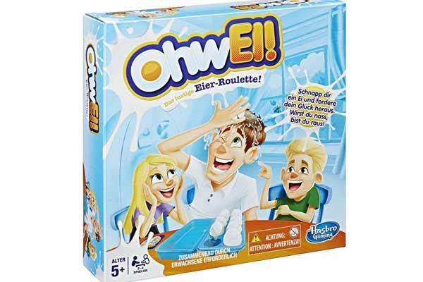 Kinderspiel Ohwei! - Foto von Hasbro