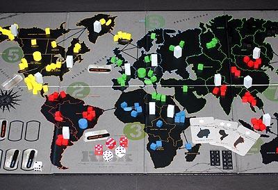 Risk: Black Ops von Reich der Spiele
