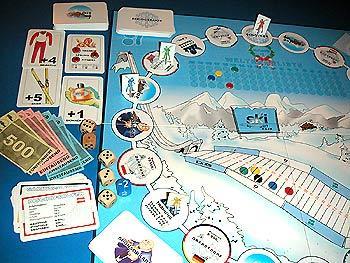 Skispringen von Reich der Spiele