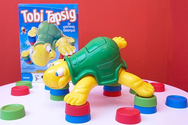 Tobi Tapsig von Hasbro