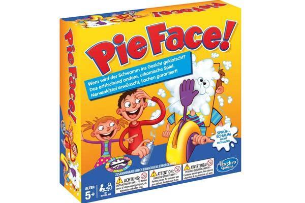 Kinderspiel Pie Face - Foto von Hasbro