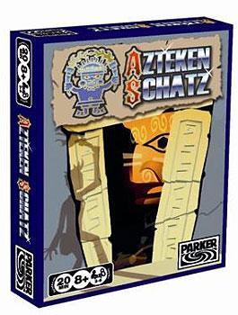 Azteken Schatz von Hasbro
