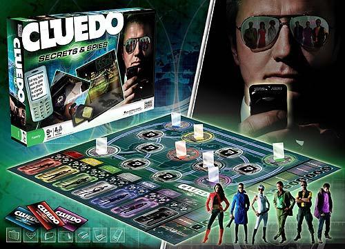 Cluedo Geheimagent von Hasbro