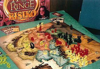 Risiko - Der Herr der Ringe von Reich der Spiele