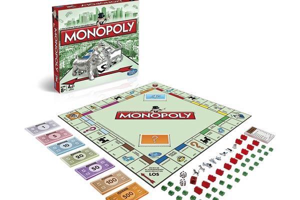 Monopoly - erfolgreiches Familienspiel - Foto von Hasbro