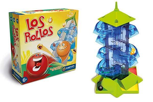 Los Rollos - Fototeile von HCM Kinzel