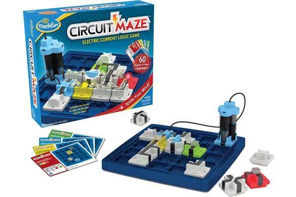 Circuitz Maze - Foto von Thinkfun