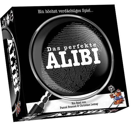 Das perfekte Alibi von Heidelberger Spieleverlag
