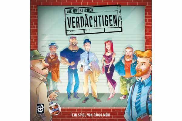 Die unüblichen Verdächtigen - Heidelberger Spieleverlag