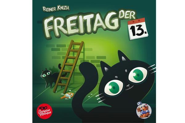 Freitag der 13. - Kartenspiel - Foto von Heidleberger Spieleverlag