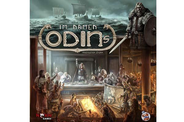 Im Namen Odins - Foto von Heidelberger Spieleverlag