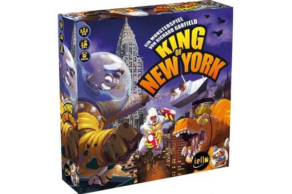 Funspiel King of New York  - Foto von Iello