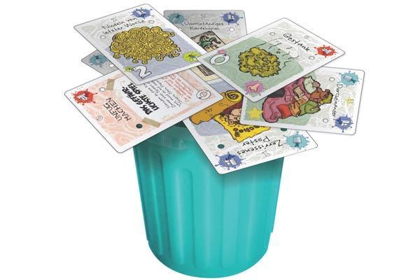 Müll-Party - Foto von Heidelberger Spieleverlag
