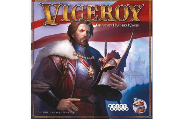 Kartenspiel Viceroy - Foto von Heidelberger Spieleverlag