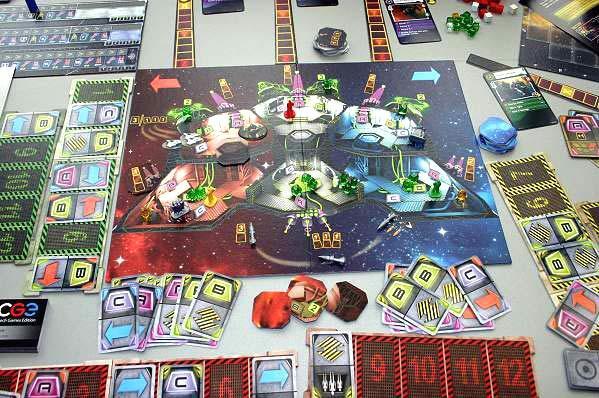 Space Alert von Reich der Spiele
