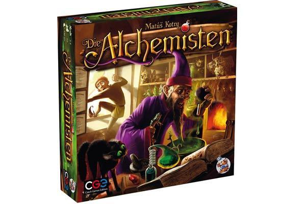 Die Alchemisten - Brettspiel - Foto von Heidelberger Spieleverlag