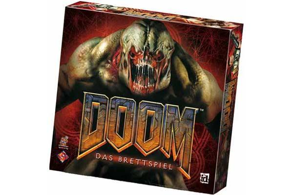 Doom - Foto von Heidelberger Spieleverlag