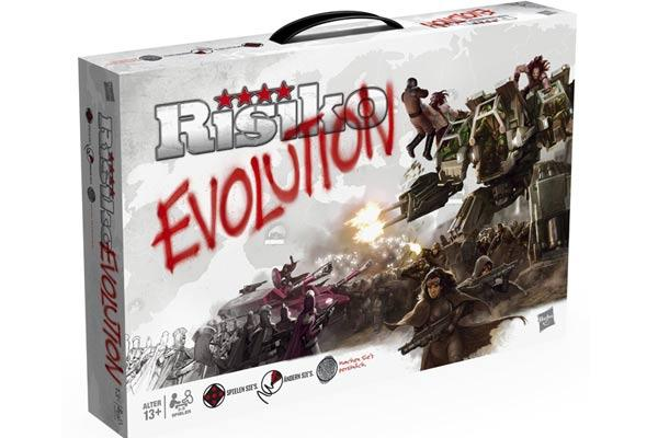 Risiko Evolution - Foto von Hasbro