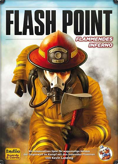 Flash Point von Heidelberger Spieleverlag/Indie Boards & Cards