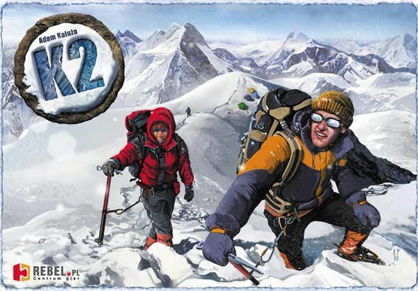 K2 von Heidelberger Spieleverlag