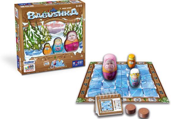 Kinderspiel Babushka - Foto von Huch!