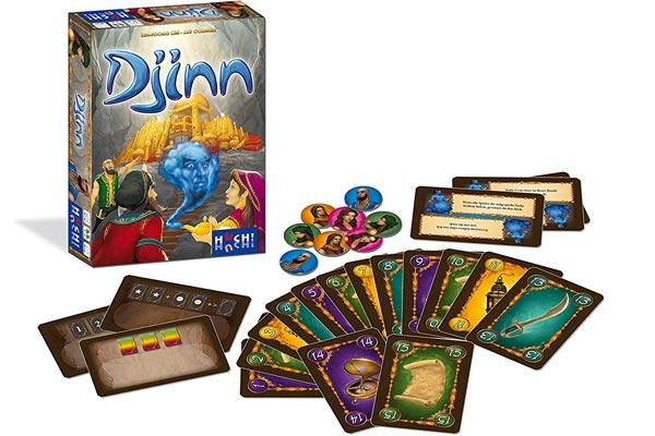 Djinn - Foto von HUCH!