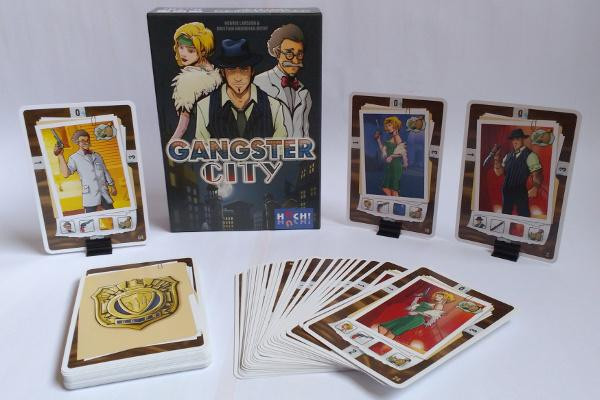 Spiel Gangster City, Foto: Steffi Münzer