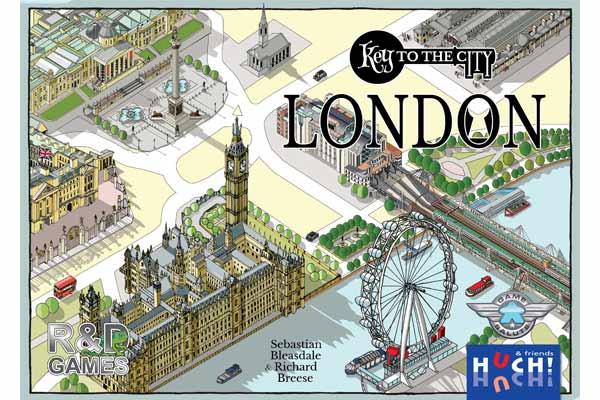 Key to the City: London - Foto von HUCH!