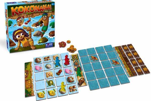 Kinderspiel Kokonana - Foto von HUCH!