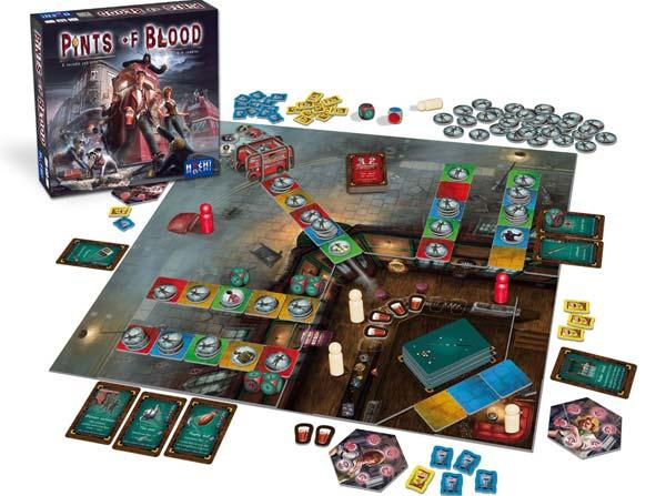 Zombiespiel Pints of Blood - Foto von Huch and friends