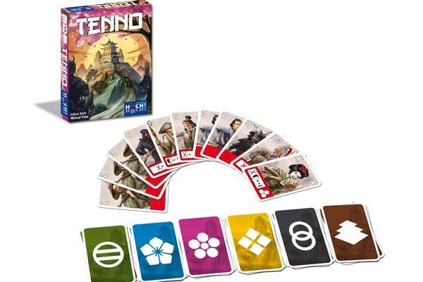 Gesellschaftsspiel Tenno - Foto von HUCH