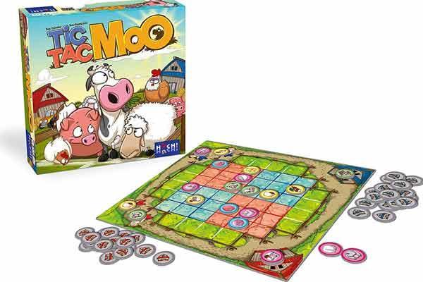 Tic Tac Moo - Foto von HUCH!