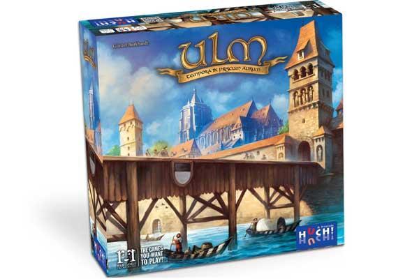 Spieleschachtel Ulm - Foto von HUCH! & Friends