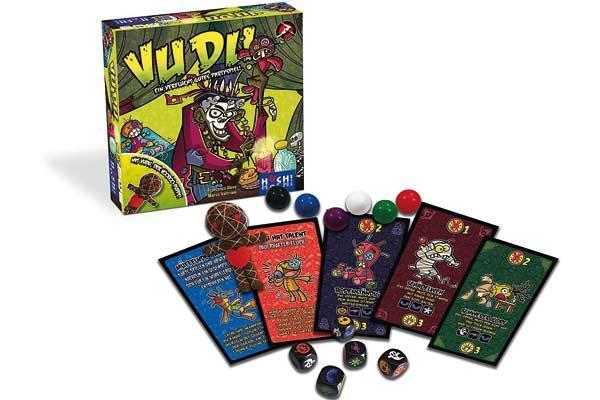 Gesellschaftsspiel Vudu  - Foto von HUCH!
