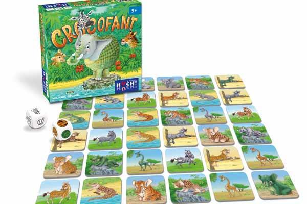 Kinderspiel Crocofant - Foto von HUCH!