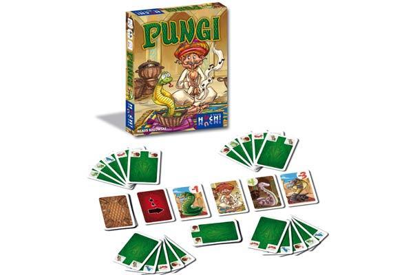 Gesellschaftsspiel Pungi - Foto von HUCH!