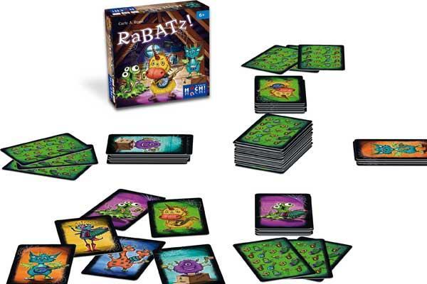 Kinderspiel Rabatz! - Foto von HUCH! & Friends