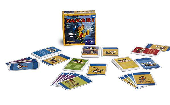 Yakari - Kartenspiel von Huch and friends