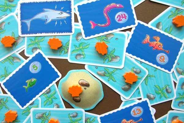 Kartenspiel Hi Fisch - Foto von Igel Spiele