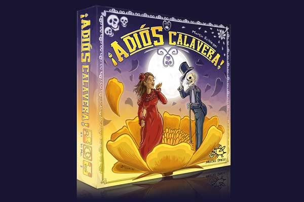 Brettspiel Adios Calavera - Foto Mücke Spiele