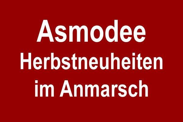 Asmodee stellt neue Ideen vor