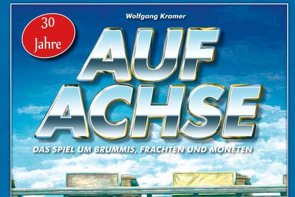 Auf Achse - Fototeil von Schmidt Spiele, verändert durch Reich der Spiele