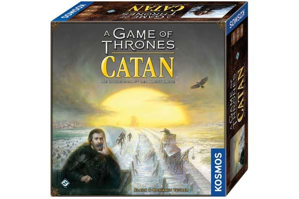 A Game Of Thrones - Catan - Foto von Kosmos